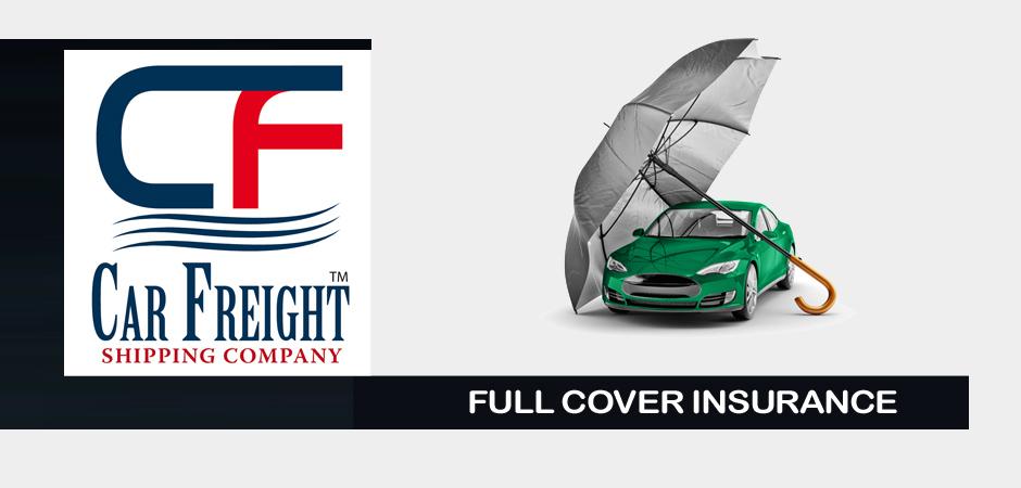 Full Cover Insurance - Car Freight Shipping, LLC